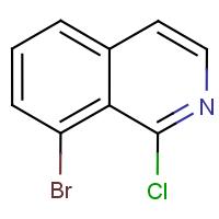 8-Bromo-1-chloroisoquinoline