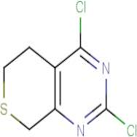2,4-Dichloro-6,8-dihydro-5H-thiopyrano[3,4-d]pyrimidine