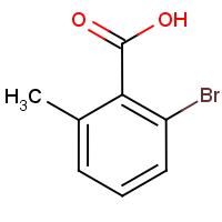 2-Bromo-6-methylbenzoic acid