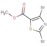 Methyl 2,4-dibromo-1,3-thiazole-5-carboxylate