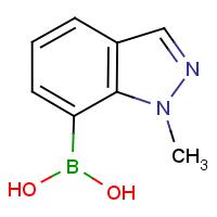 1-Methyl-1H-indazole-7-boronic acid