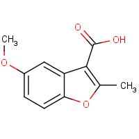 5-Methoxy-2-methyl-1-benzofuran-3-carboxylic acid