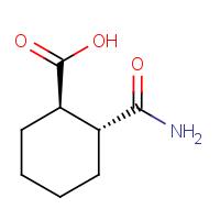 (R,R)-2-Carbamoylcyclohexanecarboxylic acid