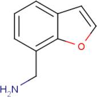 1-Benzofuran-7-ylmethanamine