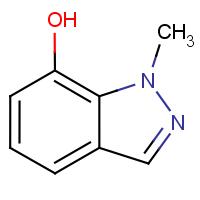 7-Hydroxy-1-methyl-1H-indazole