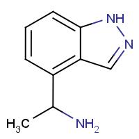 4-(1-Aminoethyl)-1H-indazole