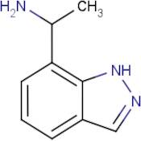 7-(1-Aminoethyl)-1H-indazole