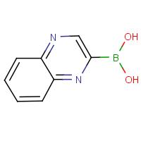 2-Quinoxalinyl boronic acid