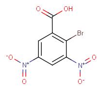 2-Bromo-3,5-dinitrobenzoic acid