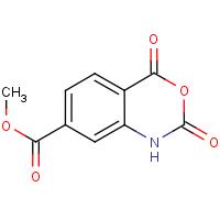 Methyl 1,4-dihydro-2,4-dioxo-2H-3,1-benzoxazine-7-carboxylate