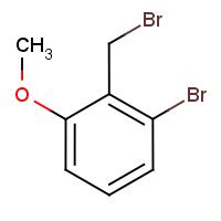 2-Bromo-6-methoxybenzyl bromide