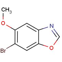 6-Bromo-5-methoxy-1,3-benzoxazole