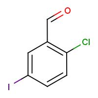 2-Chloro-5-iodobenzaldehyde