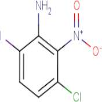 3-Chloro-6-iodo-2-nitroaniline