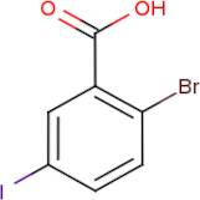 2-Bromo-5-iodobenzoic acid