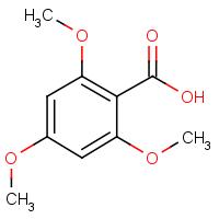 2,4,6-Trimethoxybenzoic acid