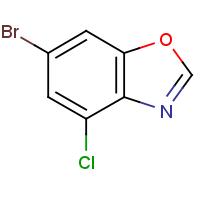 6-Bromo-4-chlorobenzoxazole