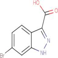 6-Bromo-1H-indazole-3-carboxylic acid