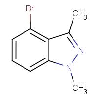 4-Bromo-1,3-dimethyl-1H-indazole