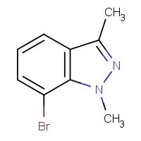 7-Bromo-1,3-dimethyl-1H-indazole