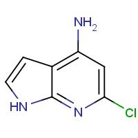 4-Amino-6-chloro-7-azaindole