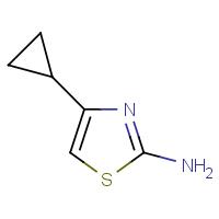2-Amino-4-cyclopropyl-1,3-thiazole
