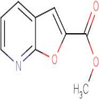 Methyl furo[2,3-b]pyridine-2-carboxylate
