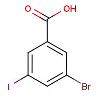 3-Bromo-5-iodobenzoic acid
