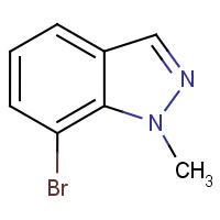 7-Bromo-1-methyl-1H-indazole