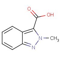2-Methyl-2H-indazole-3-carboxylic acid