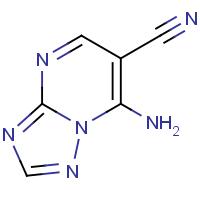 7-Amino-[1,2,4]triazolo[1,5-a]pyrimidine-6-carbonitrile