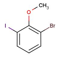 2-Bromo-6-iodoanisole