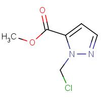 Methyl 1-(chloromethyl)-1H-pyrazole-5-carboxylate