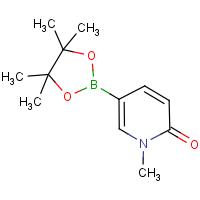 1-Methyl-5-(4,4,5,5-tetramethyl-1,3,2-dioxaborolan-2-yl)pyridin-2(1H)-one