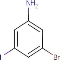 3-Bromo-5-iodoaniline