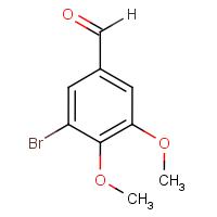 3,4-Dimethoxy-5-bromobenzaldehyde