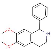 6-Phenyl-2,3,6,7,8,9-hexahydro[1,4]dioxino[2,3-g]isoquinoline