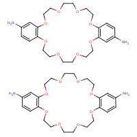 Dibenzodiamino-18-crown-6, cis-trans mixture