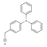 2-(4-(Diphenylamino)phenyl)acetonitrile