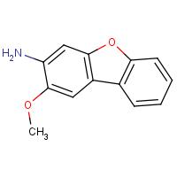 3-Amino-2-methoxydibenzo[b,d]furan