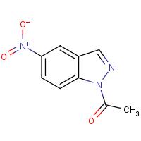1-Acetyl-5-nitro-1H-indazole