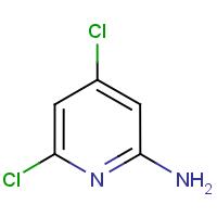 2-Amino-4,6-dichloropyridine
