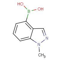 1-Methyl-1H-indazole-4-boronic acid