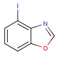 4-Iodo-1,3-benzoxazole