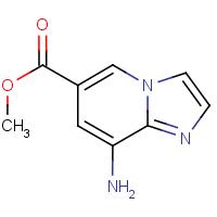 Methyl 8-aminoimidazo[1,2-a]pyridine-6-carboxylate