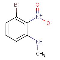 3-Bromo-N-methyl-2-nitroaniline