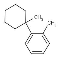 1-Methyl-2-(1-methylcyclohexyl)benzene