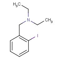 N,N-Diethyl-N-(2-iodobenzyl)amine