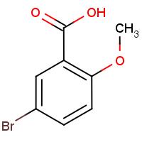 5-Bromo-2-methoxybenzoic acid