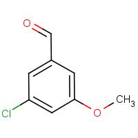 3-Chloro-5-methoxybenzaldehyde